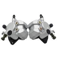 適用於Yamaha ATV沙灘車後剎車左右泵Grizzly 350 400 450