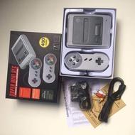 超級任天堂SUPER NES SFC遊戲主機16位SNES MINI游戲機超級sfc mini 400款