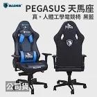SADES PEGASUS 天馬座 真。人體工學電競椅 黑藍