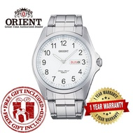 (READY STOCK) ORIENT UG1H002W Quartz Contemporary Stainless Steel Mens' Watch