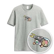 巴斯火箭熊短袖衫-GT02