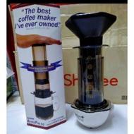 โปรโมชั่น เครื่องทำกาแฟ Aeropress สำหรับทำกาแฟสด ราคาถูก เครื่องชงกาแฟ เครื่องชงกาแฟสด เครื่องชงกาแฟอัตโนมัติ เครื่องชงกาแฟพกพา