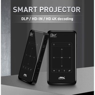NEW Android HD 1080P Home Theater Projector HDMI USB 4K Wifi Mini Home Cinema
