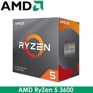 AMD RyZen R5 3600 AM4/6核12緒/3.6G(↑4.2G)/35M/7nm/65W/PCIE4.0