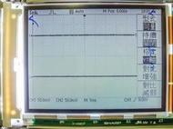 〥Min's Shop〥 價含運Tektronix TDS210 / TDS220 液晶面板 純黑偏光膜 (含相位差膜)