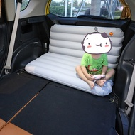 authentic 100*53*10cm Inflatable Car Mattress Portable Outdoor Travel Camping Air Bed Foldable Trunk