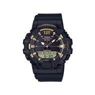 Casio Standard นาฬิกาข้อมือผู้ชาย สายเรซิน รุ่น HDC-700-9AVDF - สีดำ
