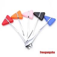 [freegangsha ] Triangle Percussion Neurological Hammer Percussor Diagnostic Reflex Hammer MNp