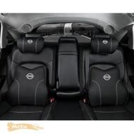 Nissan KICKS 記憶枕 頭枕 SENTRA TIIDA MARCH 日產 汽車頭枕 腰靠🔥Mitu06