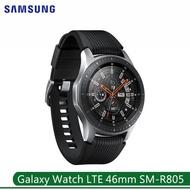 【SAMSUNG 三星】Galaxy Watch LTE 46mm 智慧型手錶 星燦銀(SM-R805)