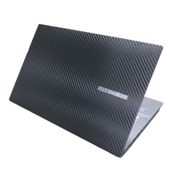【Ezstick】ASUS S431 S431FL 黑色立體紋機身貼(含上蓋貼、鍵盤週圍貼、底部貼)