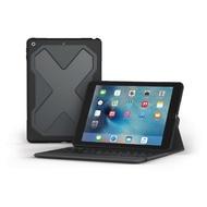 """2018 iPad 6 9.7""""用※台北快貨※美國原裝 ZAGG Rugged Messenger 背光鍵盤+保護殼"""