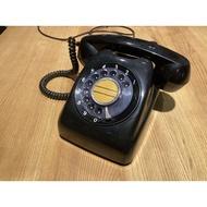 早期古董轉盤式(旋轉式)電話