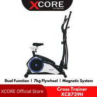 Elliptical Exercise Bike Magnetic Cross Trainer XC8729H