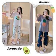 Tshirt For Women Pyjamas Set Plus Size Snow White Mickey Damit Pambahay Sleepwear Terno Pajama Pajamas Doll Dress
