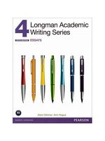 Longman Academic Writing Series 4:Essays, 5/e (新品)