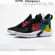 ❣☒﹉耐吉Nike Air Jordan Why Not Zer0.2 男女子籃球鞋 簽名版
