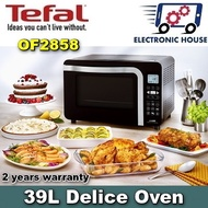 ★ Tefal OF2858 39L XL Delice Oven ★ (2 Years Warranty)