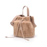 *Mars*預訂商品 KANGOL BUCKET 2 way BAG 毛絨絨 水桶包 肩背包