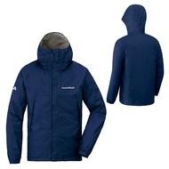 【【蘋果戶外】】mont-bell 1128600 深藍 日本 男 防水透氣外套 類Gore-tex 防水外套 雨衣 風衣 風雨衣