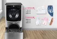 LG樂金 19公斤 洗脫烘滾筒洗衣機WD-S19TVD