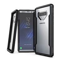DEFENSE 刀鋒極盾II Samsung Note9 耐撞擊防摔手機殼(爵帝黑)