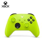 微軟Xbox 無線控制器-電擊黃 SERIES X的版本 Wi-Fi Direct + 藍牙雙無線連線