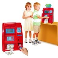 【華森葳兒童教玩具】數學教具系列-ATM銀行提款機 E16-3588