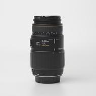 [二手] Sigma 70-300mm f4-5.6 apo 全幅專業1:2長焦微距鏡頭 EF卡口 for canon