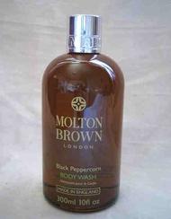 Realhome* 英國名牌精品 Molton Brown 黑胡椒沐浴精 300ml 超值裝 新到貨