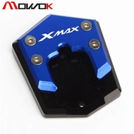 XMAX125/250 xmax300 foot support bracket large seat side support pad modification parts ——(blue)