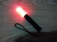 【精品戶外】紅色 柔光罩 適用於 小直筒 Convoy s2+ 等 LED手電筒
