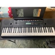 (二手)YAMAHA PSR-E263 標準61鍵電子琴 (不含原廠琴架)