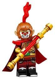 【積木2010】樂高 Lego 71025 第19代偶包 孫悟空 (全新未拆袋)(4)