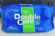 康乃馨 加護抗菌潔膚巾 抗菌濕紙巾 無酒精 茶樹精油 台灣製造 一包 50抽 擦拭