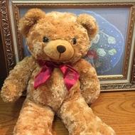 【TEDDY HOUSE 泰迪熊】泰迪熊玩偶公仔絨毛娃娃帥氣泰迪熊愛的天使(正版泰迪熊可許願靈氣好運泰迪熊)