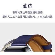 Original ใช้ Applewatch5สายคล้อง Iwatch4-3-2รุ่นหนัง Apple Watchbands 40-44