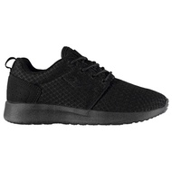 [EVERLAST] Kids Sensei Running Shoes Trainers Sneakers Childs Lace Up Knit Knitted