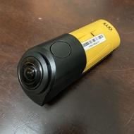 OmiCam 穿戴式VR全景攝影機