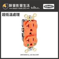 【醉音影音生活】美國 Hubbell IG8300C 醫療級電源壁插座.液態氮冷處理.美國製原裝進口.公司貨