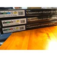 Filco 藍芽無線 Majestouch Convertible 2 雙模版 機械式鍵盤 英文鍵盤,沒有側刻中文。