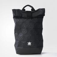 Simple Adidas 3d Roll Top Backpack Issey Miyake Black White Lingge