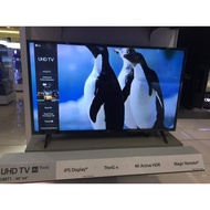 LG 43inches UHD SMART WEBOS SMART TV