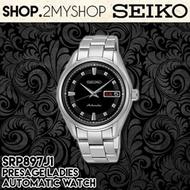 SEIKO PRESAGE LADIES AUTOMATIC WATCH SRP897J1