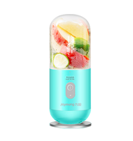 【Beary Shop】Joyoung JYL-C902D Mini Portable Blender Bottle 350ml With Built-In Battery (Blue) JD493