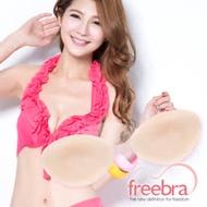 【天使霓裳】隱形胸罩 性感輕薄款Freebra內衣胸墊(膚A-D)