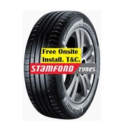 Continental PremiumContact 5 SSR RunFlat Tyres 205/60R16