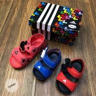 帝安諾- ADIDAS DISNEY MINNIE MOUSE 小童 迪士尼 米奇 涼鞋 BA9304 CQ0107