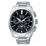 Seiko精工錶 ASTRON GPS 5X53-0AV0D/(SSH067J1)雙時區鈦金屬太陽能對時腕錶 黑x銀 42.8mm 特殊商品不配合店家優惠券