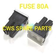 FUSE BOX FUSE 80A 60A 50A
